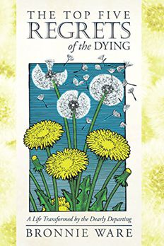 The Top Five Regrets of the Dying book cover