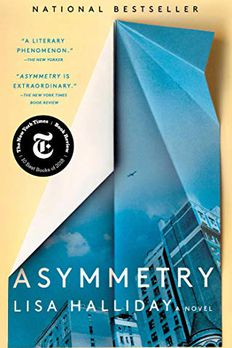 Asymmetry book cover