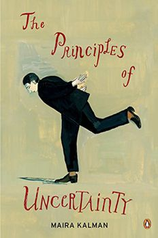 The Principles of Uncertainty book cover