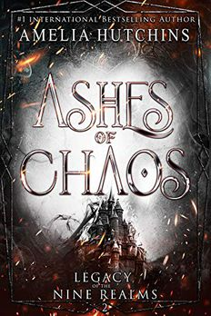 Ashes of Chaos book cover