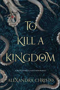 To Kill a Kingdom book cover