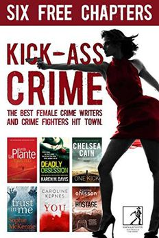 Kick-Ass Crime Sampler book cover