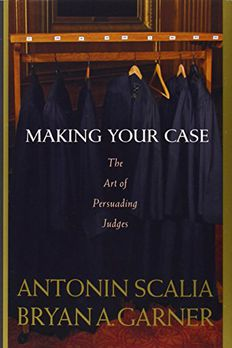 Making Your Case book cover