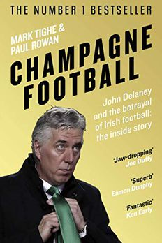 Champagne Football book cover