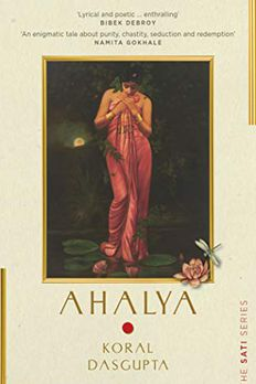 Ahalya book cover