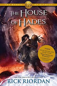 The House of Hades Heroes of Olympus, The, Book Four book cover