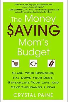 The Money Saving Mom's Budget book cover