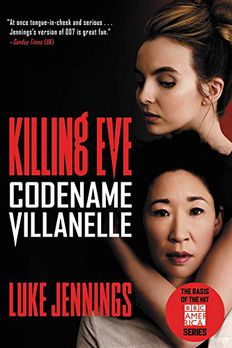 Killing Eve book cover
