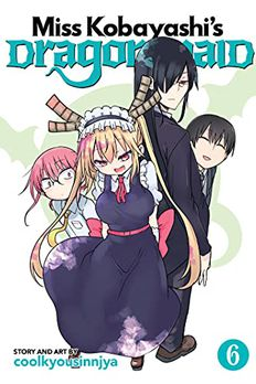 Miss Kobayashi's Dragon Maid (Issues) (6 Book Series) book cover