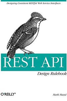 REST API Design Rulebook book cover