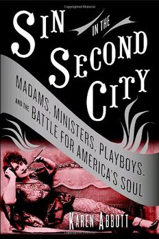 Sin in the Second City book cover