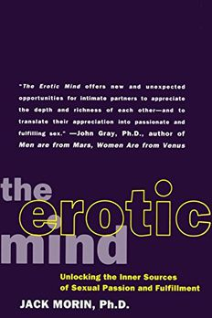 The Erotic Mind book cover