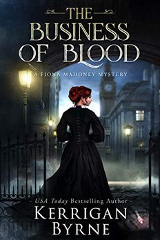 The Business of Blood book cover