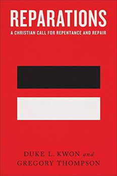 Reparations book cover