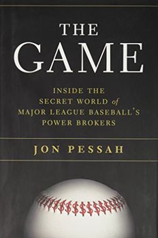 The Game book cover