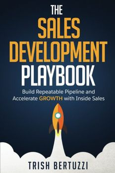 The Sales Development Playbook book cover