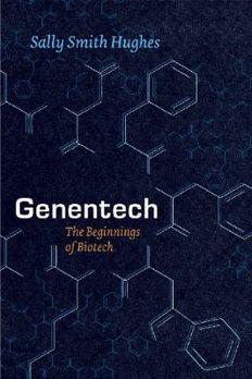 Genentech book cover
