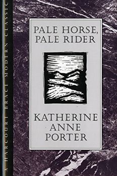 Pale Horse, Pale Rider book cover