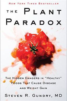 The Plant Paradox book cover