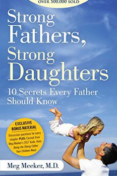 Strong Fathers, Strong Daughters book cover