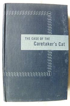 The Case Of The Caretaker's Cat book cover