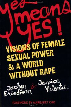 Yes Means Yes! book cover
