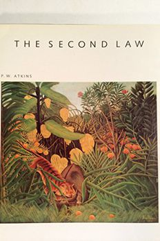 The Second Law book cover