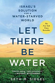 Let There Be Water book cover