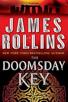 The Doomsday Key book cover