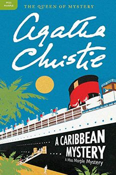 A Caribbean Mystery book cover
