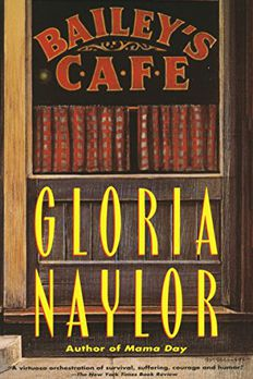 Bailey's Cafe book cover