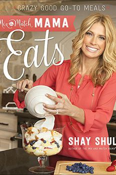 Mix-and-Match Mama® Eats book cover