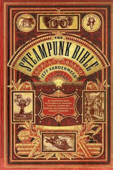 The Steampunk Bible book cover