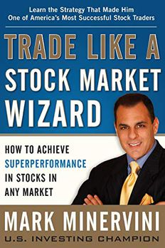 Trade Like a Stock Market Wizard book cover