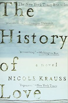 The History of Love book cover
