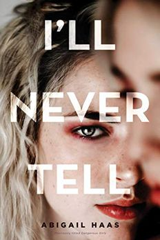 I'll Never Tell book cover