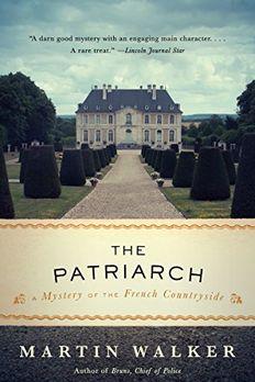 The Patriarch book cover