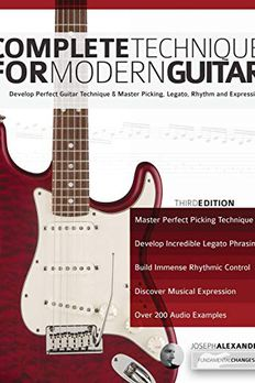 Complete Technique for Modern Guitar book cover