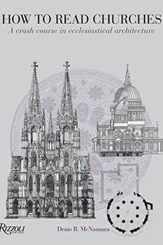 How to Read Churches book cover