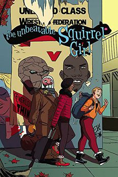 L'Imbattibile Squirrel Girl, Volume 4 book cover