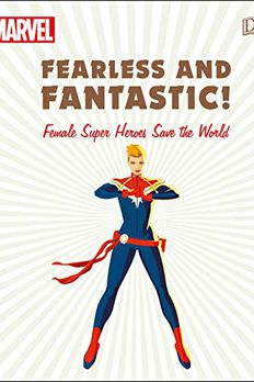 Marvel Fearless and Fantastic! book cover