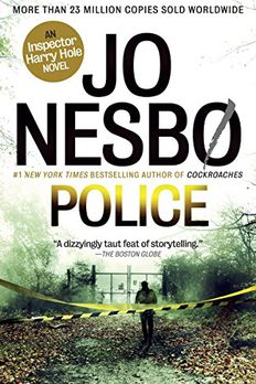 Police book cover
