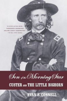 Son of the Morning Star book cover