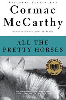 All the Pretty Horses book cover