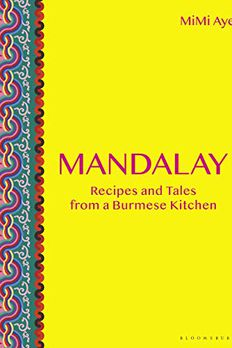 Mandalay book cover