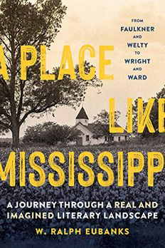 A Place Like Mississippi book cover