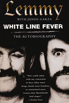White Line Fever book cover
