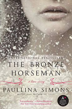 The Bronze Horseman book cover