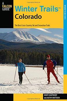 Winter Trails™ Colorado book cover