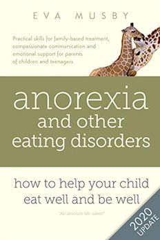 Anorexia and other Eating Disorders book cover